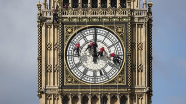 Which Country Is Big Ben Located In?