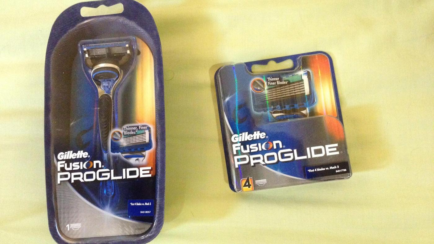 Are There Coupons for Gillette Fusion Blades?