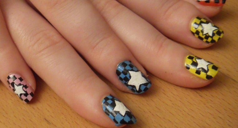 How Do You Create Your Own Nail Art Designs?