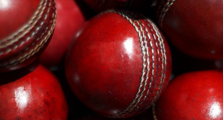 How Are Cricket Balls Made?