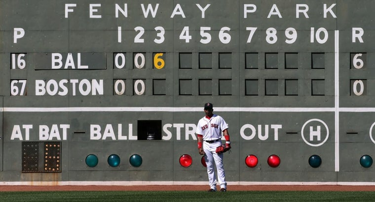 What Is a Crooked Number in Baseball?