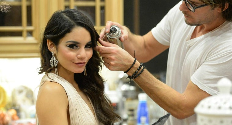 How Do You Curl Your Hair Like Vanessa Hudgens?