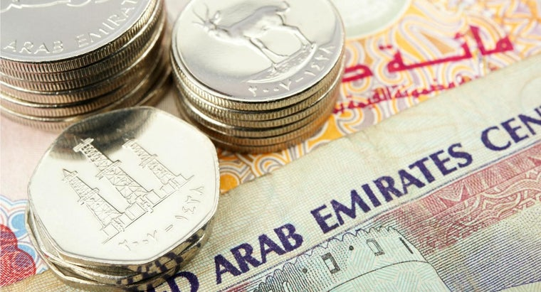 What Is The Currency In Dubai Called