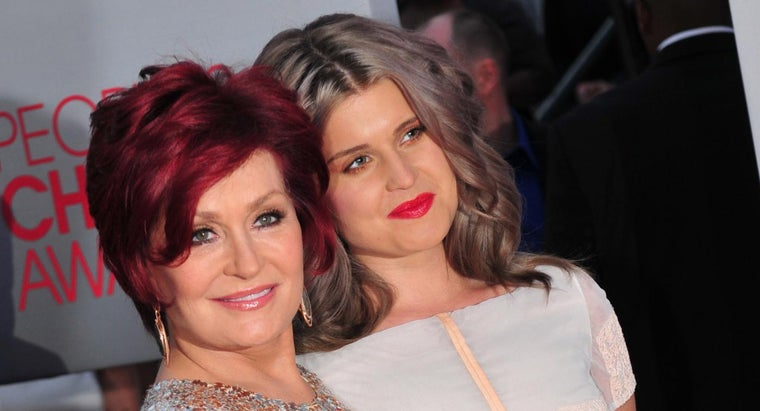 How Do I Cut My Hair Like Sharon Osbourne?