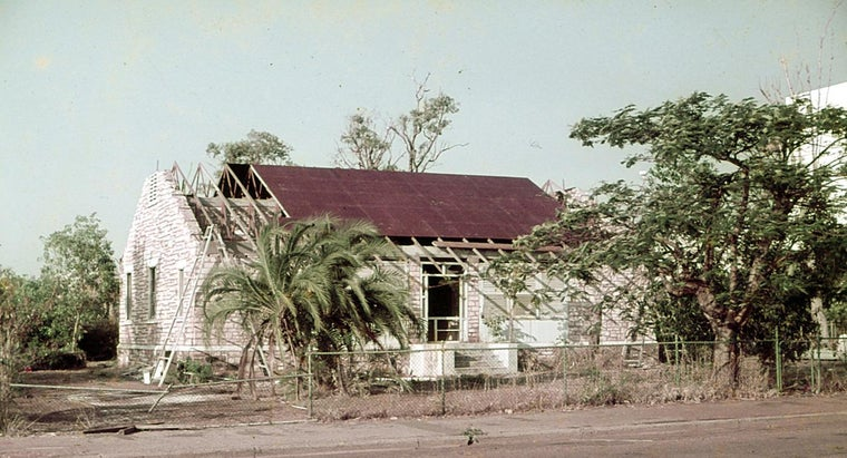 How Was Cyclone Tracy Formed?