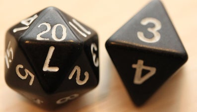 What Are D20 Games?