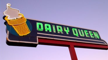 What Is Dairy Queen Ice Cream Made With?