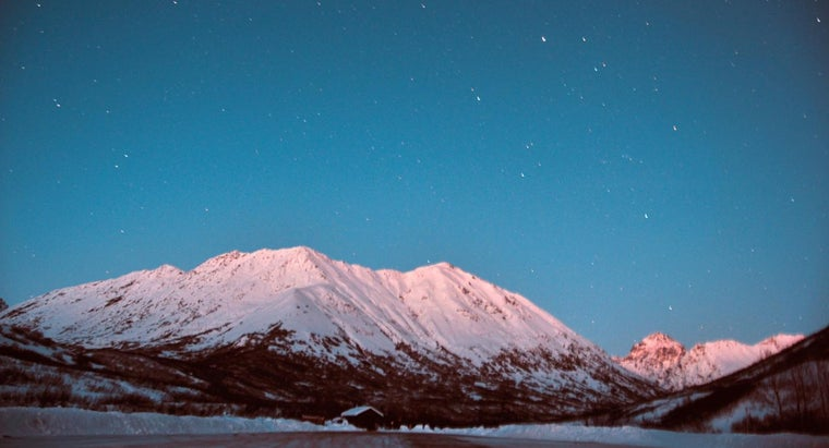 When Is It Dark in Alaska?