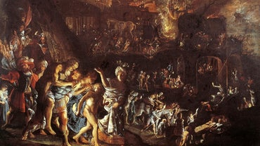 What Are the Dates During Which the Trojan War Took Place?