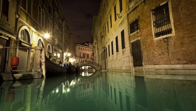 How Deep Are the Canals of Venice, Italy?