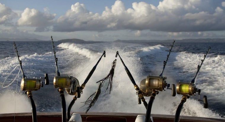 How Do Deep Sea Fishing Rods Differ From Other Fishing Rods?