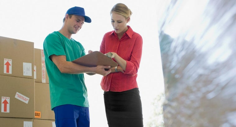 What Is a Delivery Note?