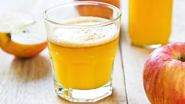 What Is the Density of Apple Juice?