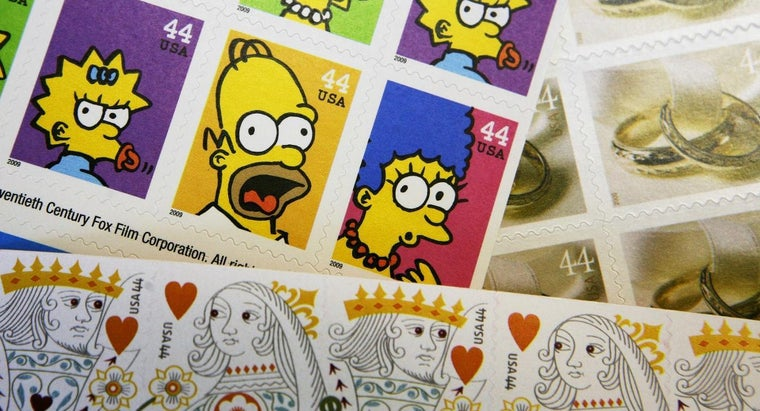 How Are the Designs for Stamps Selected?