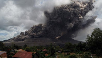 What Is the Most Destructive Volcano in the World?