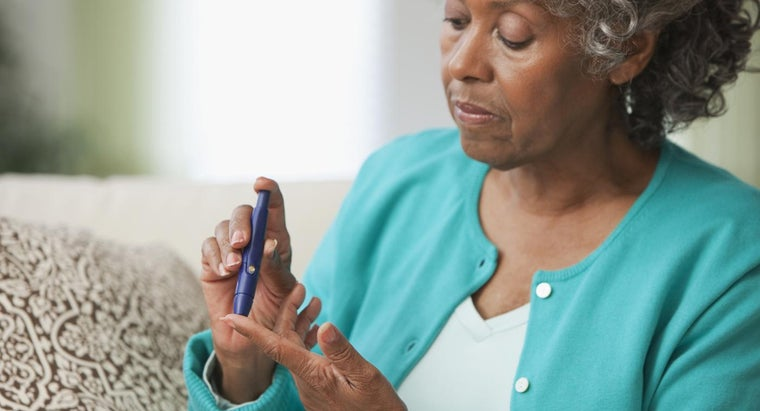 What Diabetes Home Healthcare Items Are Supplied by Apria Healthcare?
