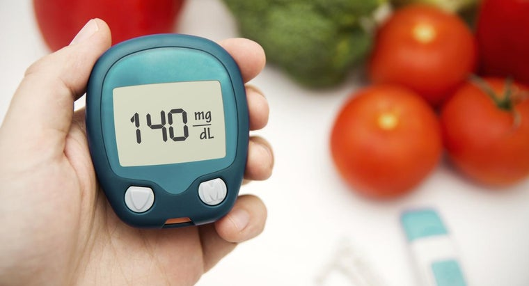 How Do Diabetics Control Their Blood Sugar Levels After Meals?