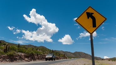 What Does a Diamond-Shaped Traffic Sign Mean?