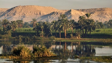 Where Did Most Ancient Egyptians Live?