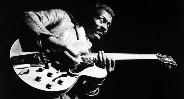 How Did Chuck Berry Get Into Tax Trouble?
