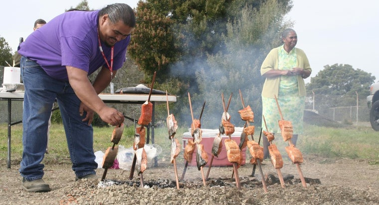 What Did the Chumash Indians Eat?