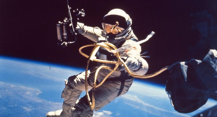 How Did the Cold War Influence the Development and Early Goals of NASA?