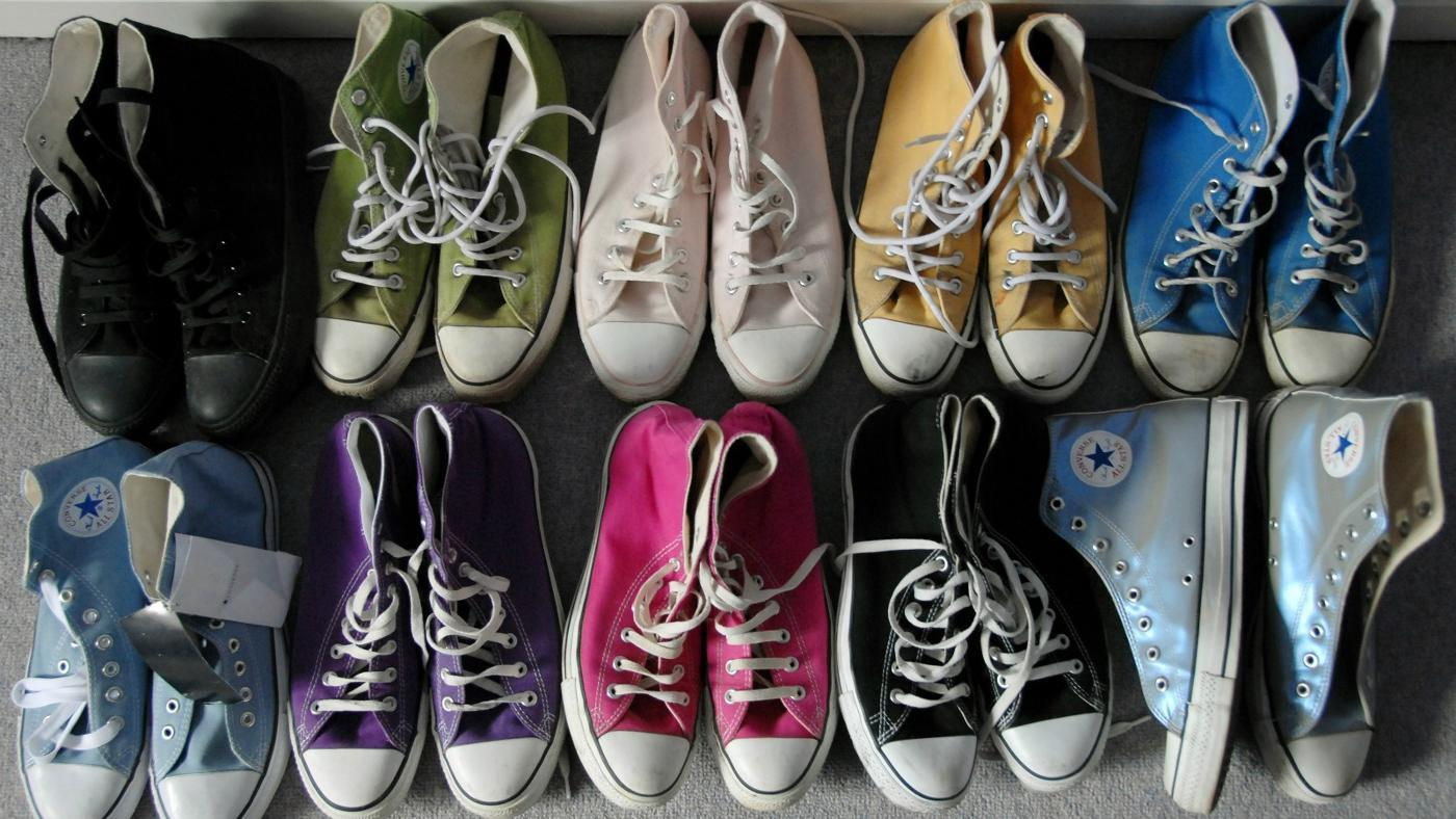 When Did Converse Come Out?
