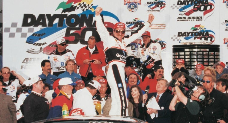 When Did Dale Earnhardt Win His First Daytona 500?
