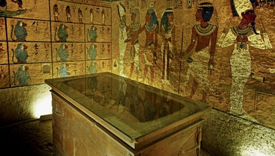 What Did the Egyptians Put in Their Tombs?