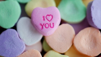 What Did the First Candy Conversation Hearts Say?