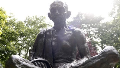 What Did Gandhi Fight For?