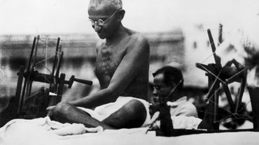 What Did Gandhi Do in South Africa?