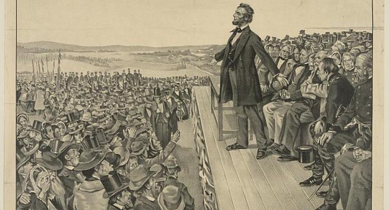 What Did the Gettysburg Address Help Americans Realize?