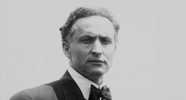 How Did Harry Houdini Die?