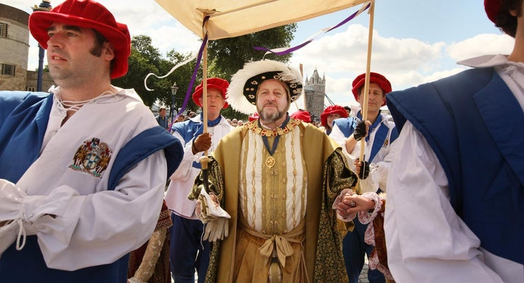 Why Did Henry VIII Start the Church of England?