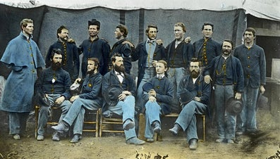 Who Did Lincoln Ask to Lead the Union Army?