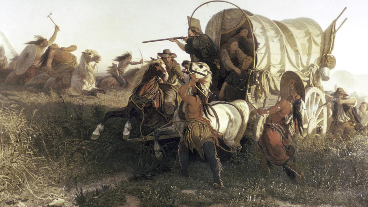"How Did ""Manifest Destiny"" Affect Native Americans?"