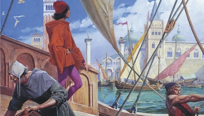 What Did Marco Polo Bring Back From China?
