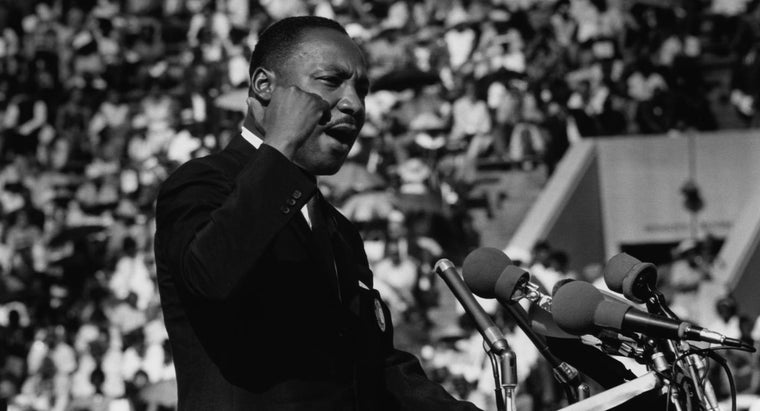 What Were Some of Martin Luther King, Jr.'s Beliefs?