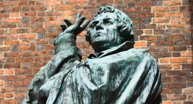 "Why Did Martin Luther Write ""The Ninety-Five Theses?"""