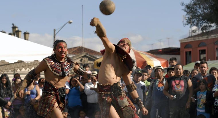 What Did the Mayans Do for Entertainment?