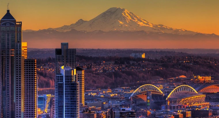 When Did Mount Rainier Last Erupt?
