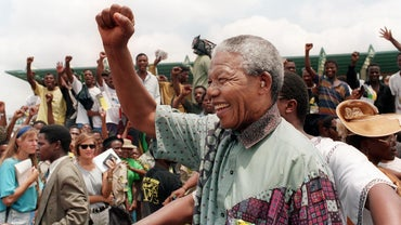 When Did Nelson Mandela Become President?