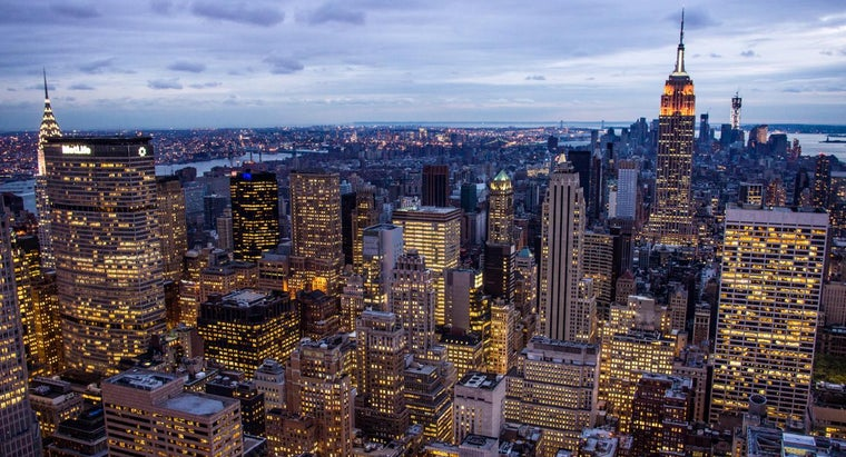 How Did New York Get Its Name?