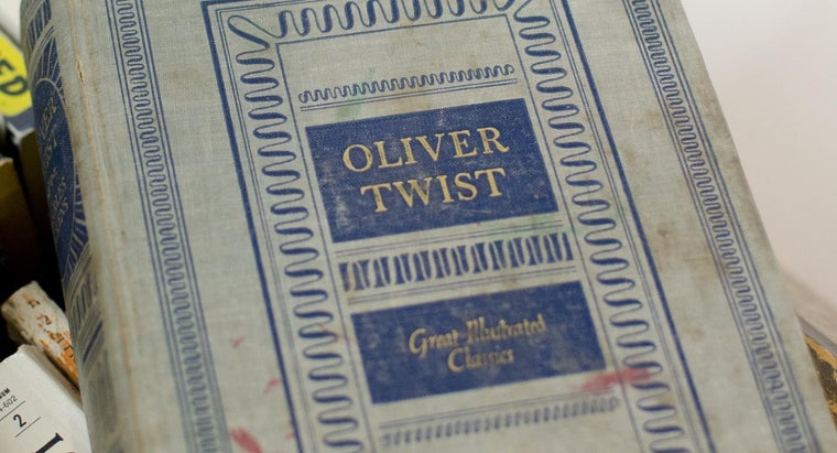 How Did Oliver Twist Get His Name?