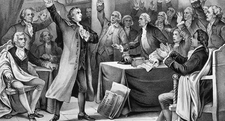 Why Did Patrick Henry Oppose the Constitution?