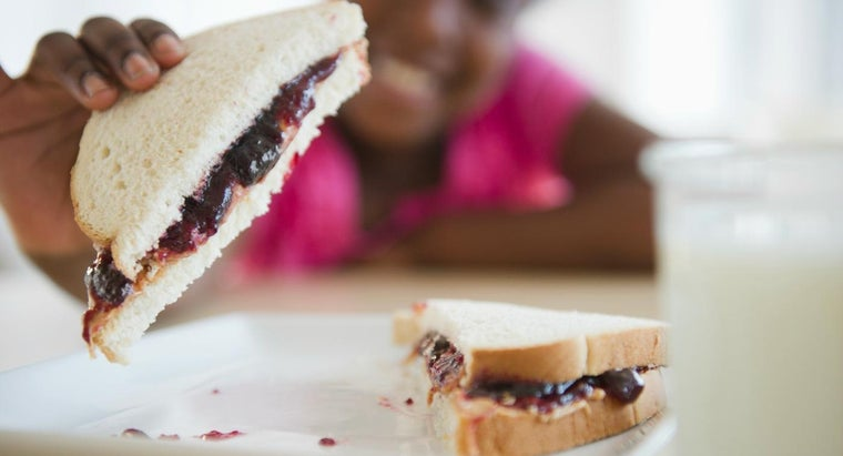 When Did Peanut Butter and Jelly Sandwiches Become Popular?