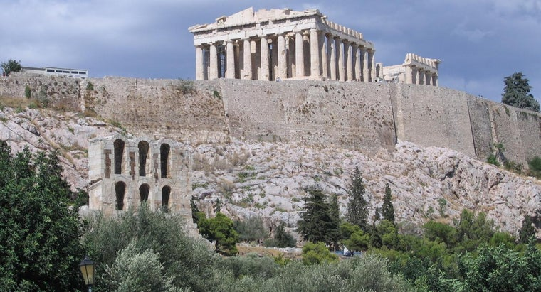 Where Did Pericles Make His Greatest Achievements?