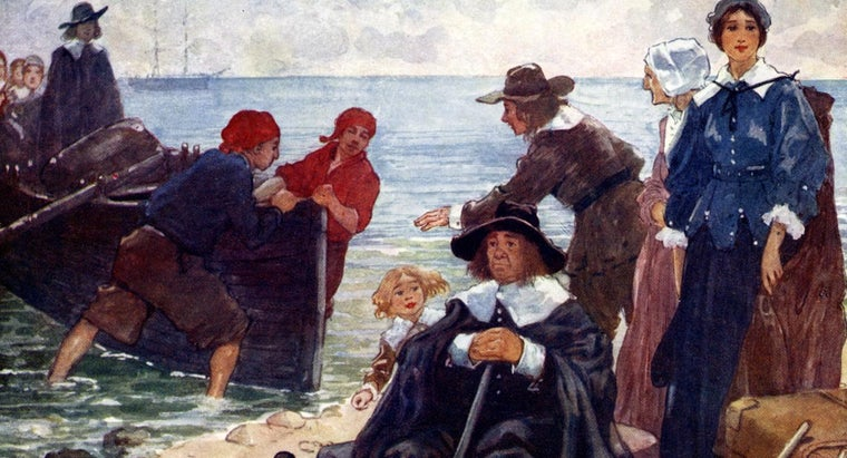Why Did the Pilgrim Fathers Leave England?