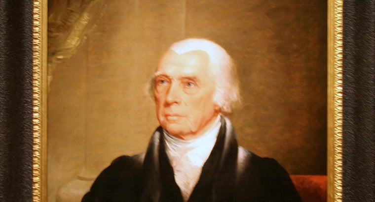 What Did President James Madison Achieve During His Presidency?